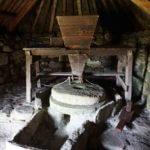 Reconstructed Viking Mill